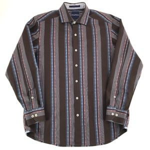 Tommy Bahama Long Sleeve Button Down Men's Small